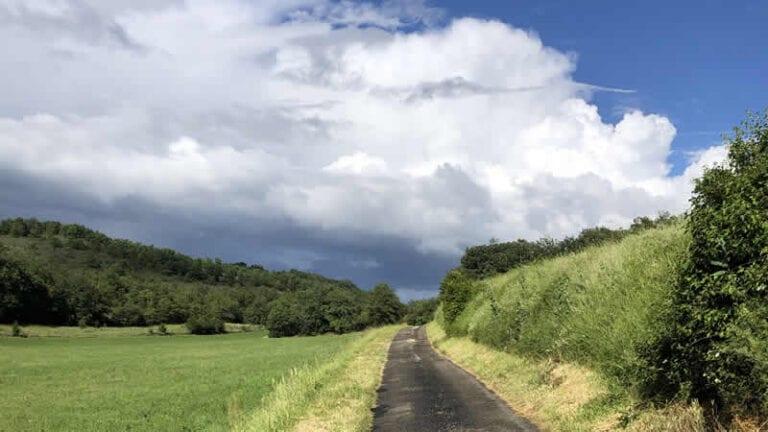 mooie fietsgebieden in Frankrijk