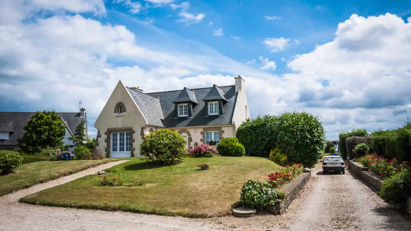 Vakantierhuis in Bretagne huren