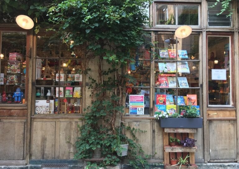 Meer winkels, bars en restaurants