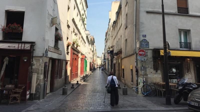 Een leuke straat in Parijs: rue de Charonne in het 11e arrondissement