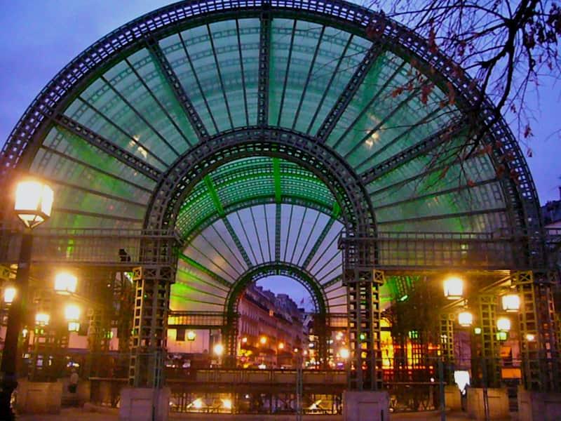 Les Halles Parijs, is de buik weer gezond?