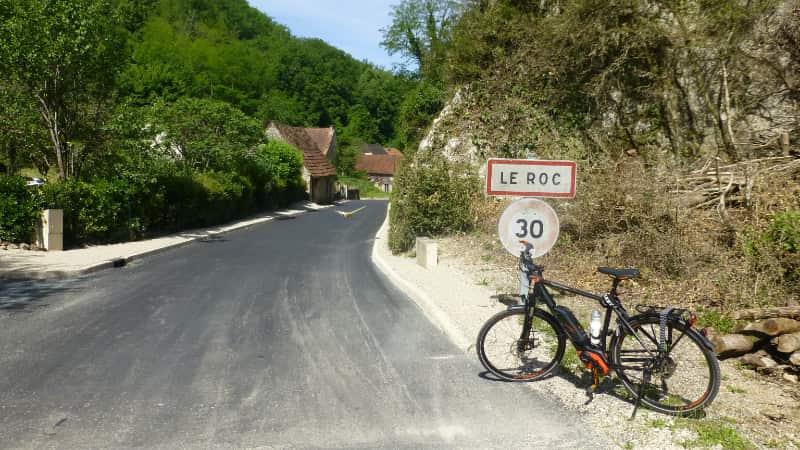 Fietsen en e-biken in de Dordogne
