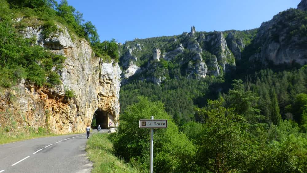 Droogreizen in Frankrijk over rustige binnenwegen