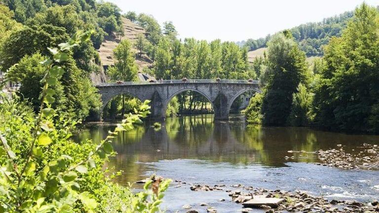Brug Entraygues-sur-Truyère