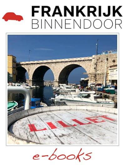 Haal Frankrijk in huis met een e-book