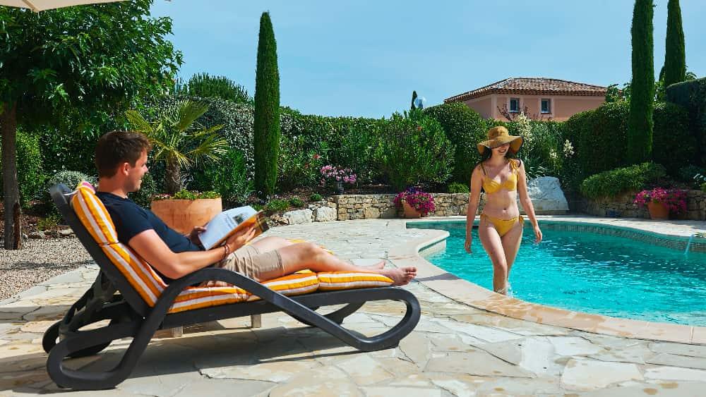 Boek een luxe vakantiehuis met privé zwembad