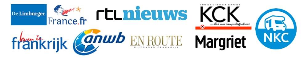 Recensies Frankrijk Binnendoor in de pers