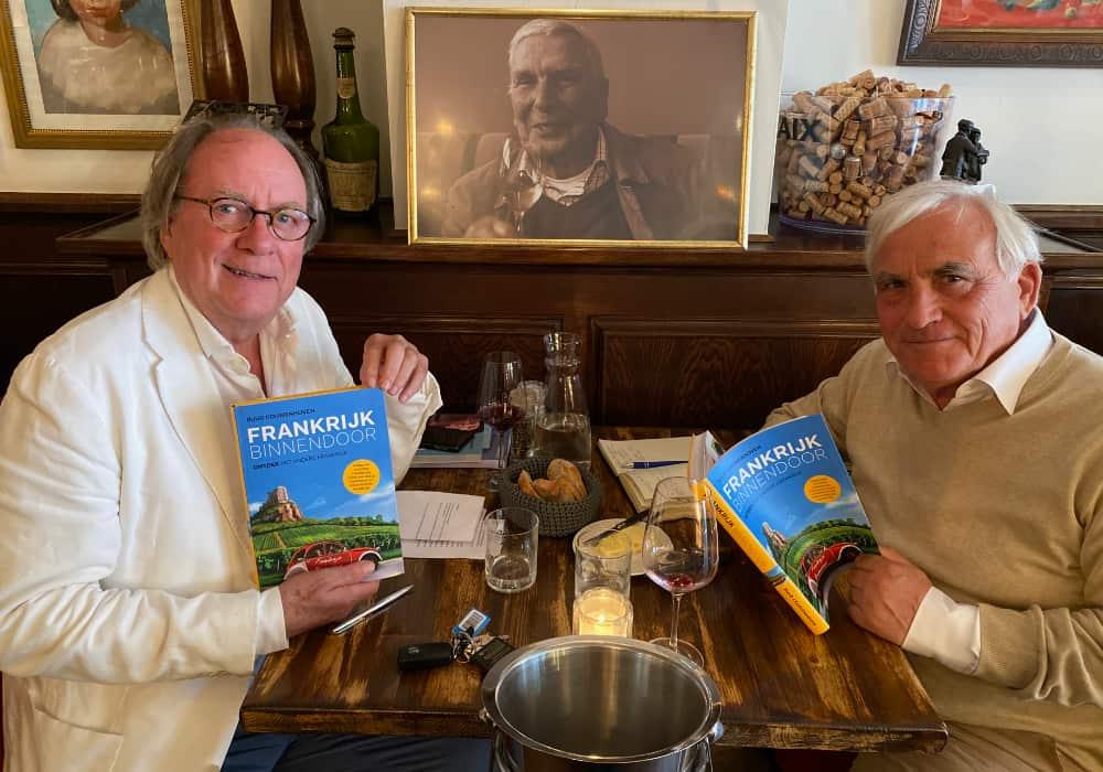Rik en Hans met Frankrijk Binnendoor