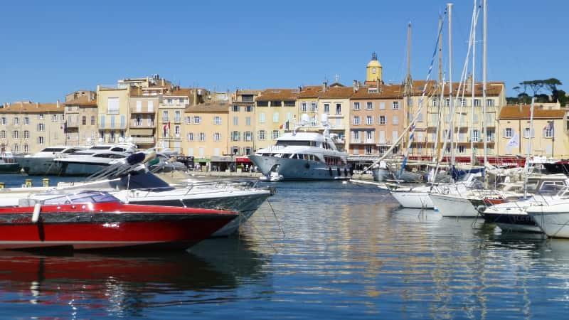 Sandales Tropeziennes en Les Poppys in Saint-Tropez?
