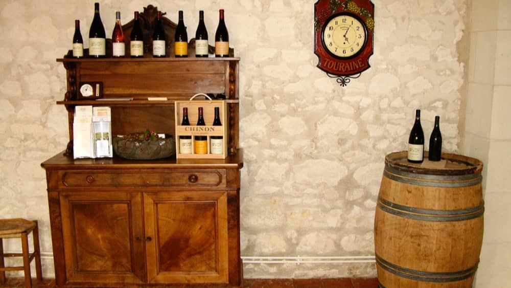 Wijnproeven bij Baudry