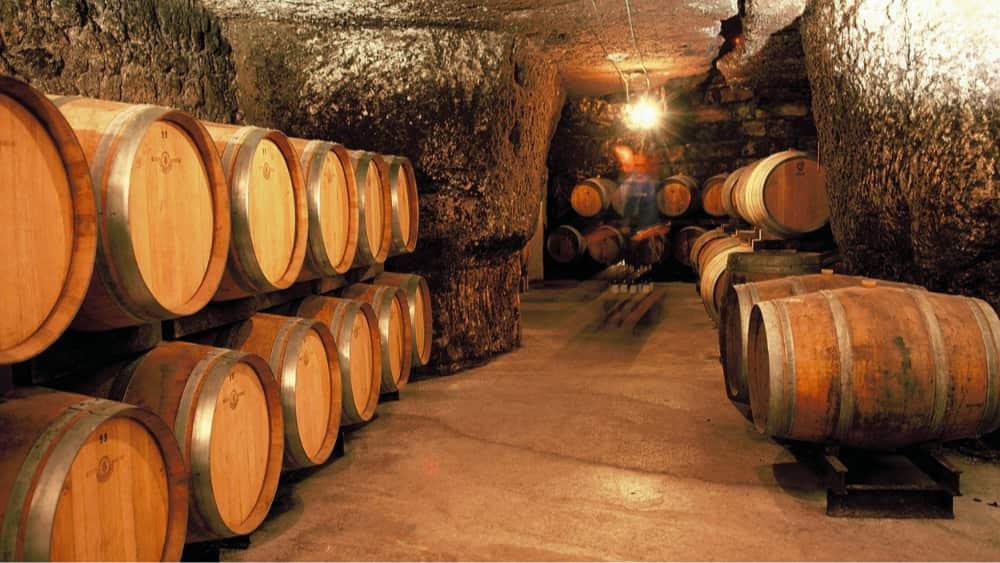 Kelders in Saumur
