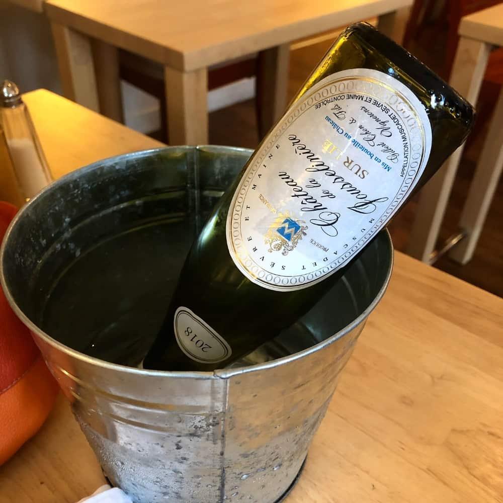 Het einde van de wijn roadtrip