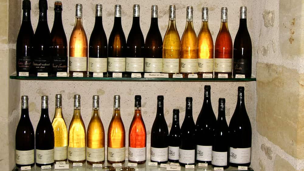 Wijnproeven in Vourvay en Montlouis-sur-Loire
