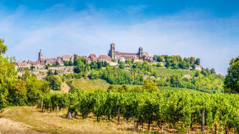 Vézelay een bezoek meer dan waard