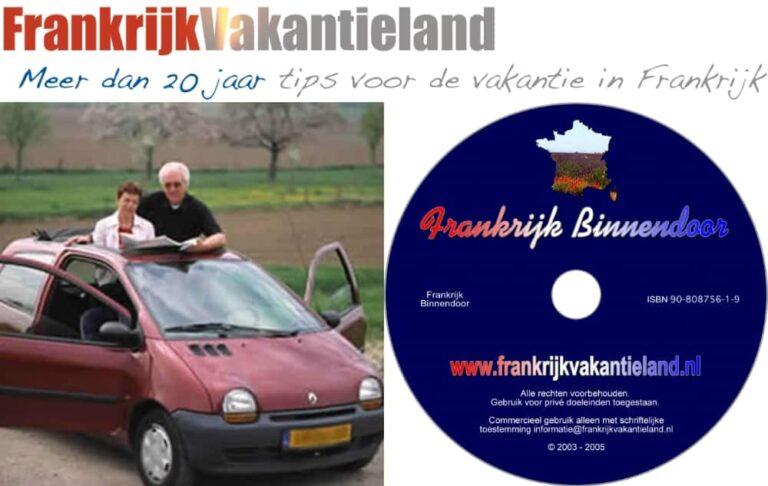 20 jaar Frankrijk Binnendoor en FrankrijkVakantieland.nl