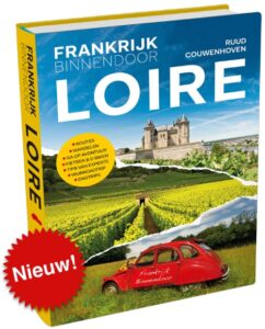 Nieuw! Boek Frankrijk Binnendoor LOIRE