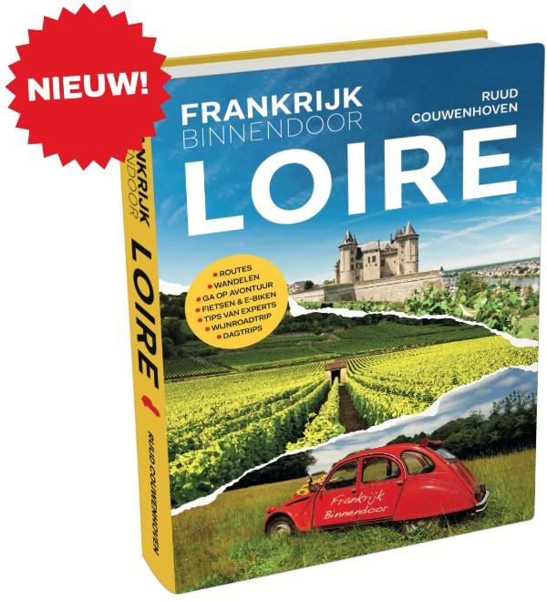 Boek Frankrijk Binnendoor LOIRE Nieuw!