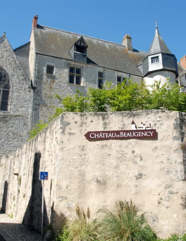 Kastelen bij de Loire