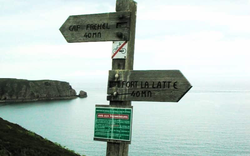 Wandeling naar Cap-Fréhel