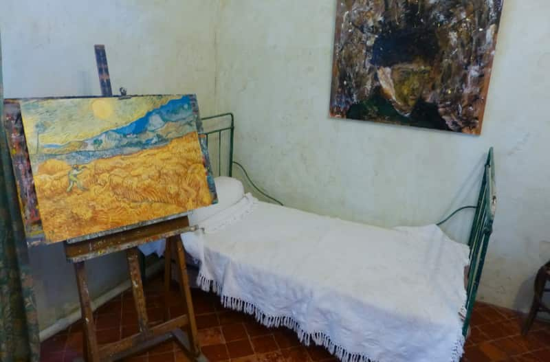 De kamer van Vincent van Gogh