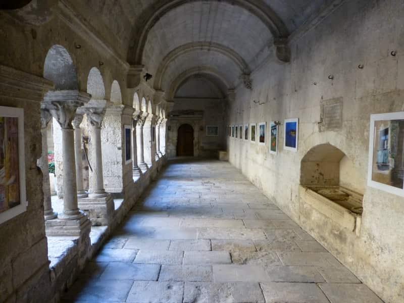 Kloostergang Saint-Paul de Mausole