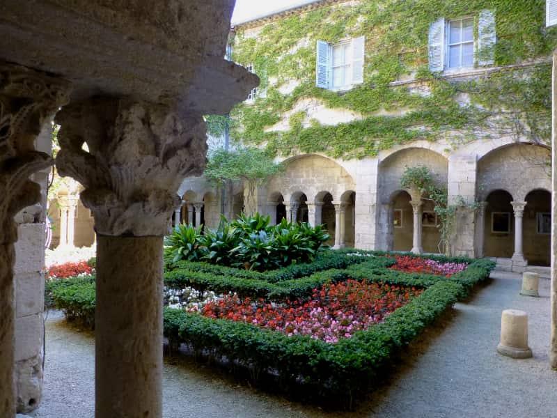 Kloostertuin Saint-Paul de Mausole