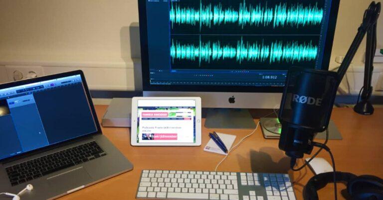 Podcasts van Frankrijk Binnendoor