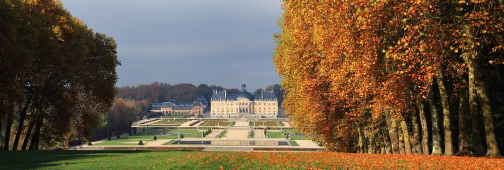 Château Vaux le Comte