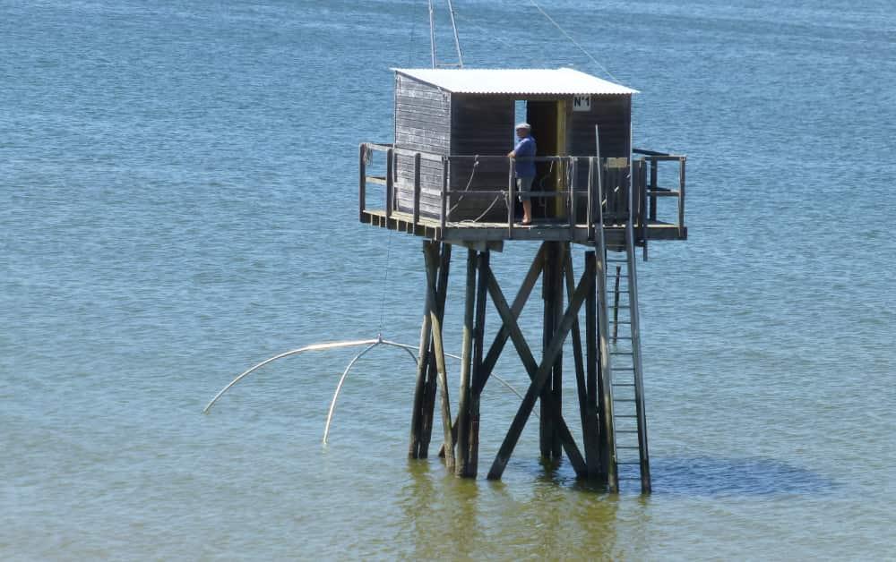 Pêche au Carrelet