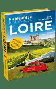 Het boek Frankrijk Binnendoor LOIRE