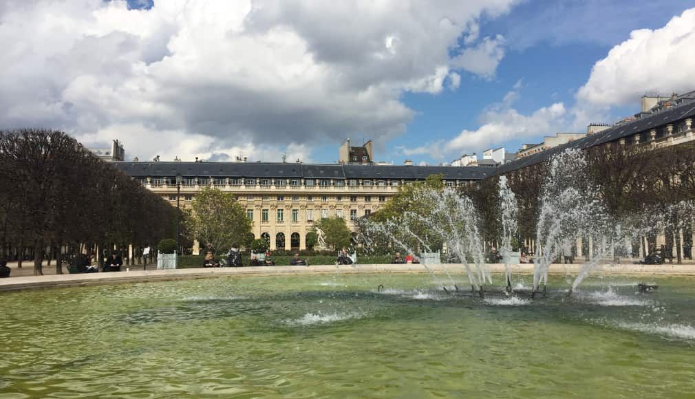 Petite Palais Parijs