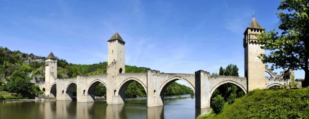 Pont Valutré Cahors