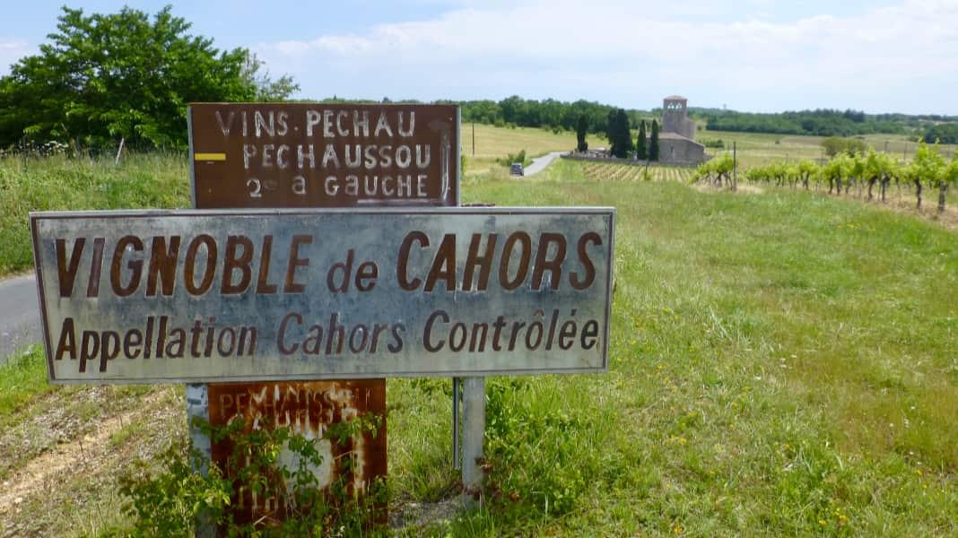 Wijngaarden Cahors, Lot