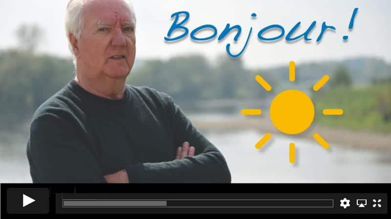 Bonjour, ik ben Ruud Couwenhoven, auteur van Frankrijk Binnendoor