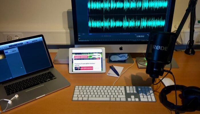 Hoe luister je naar een podcast