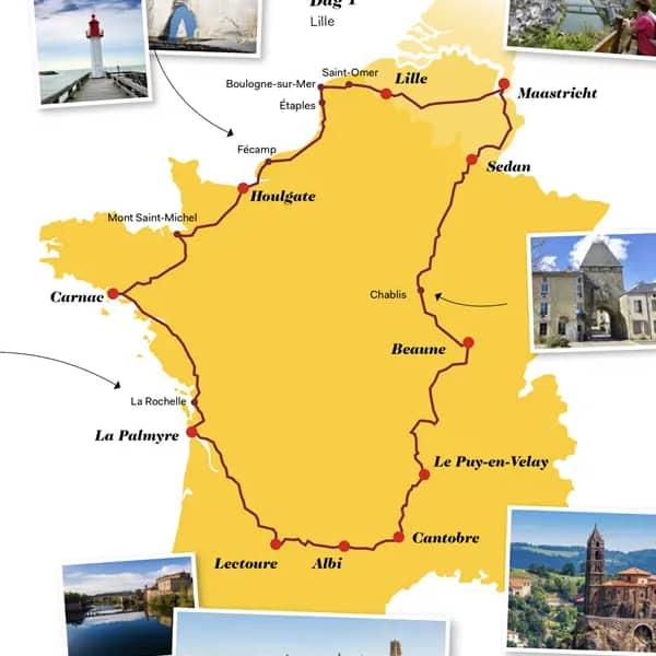 Ontdek het andere Frankrijk