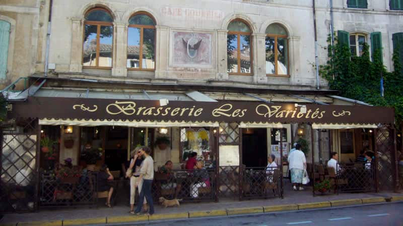 Brasserie Saint-Rémy-de-Provence