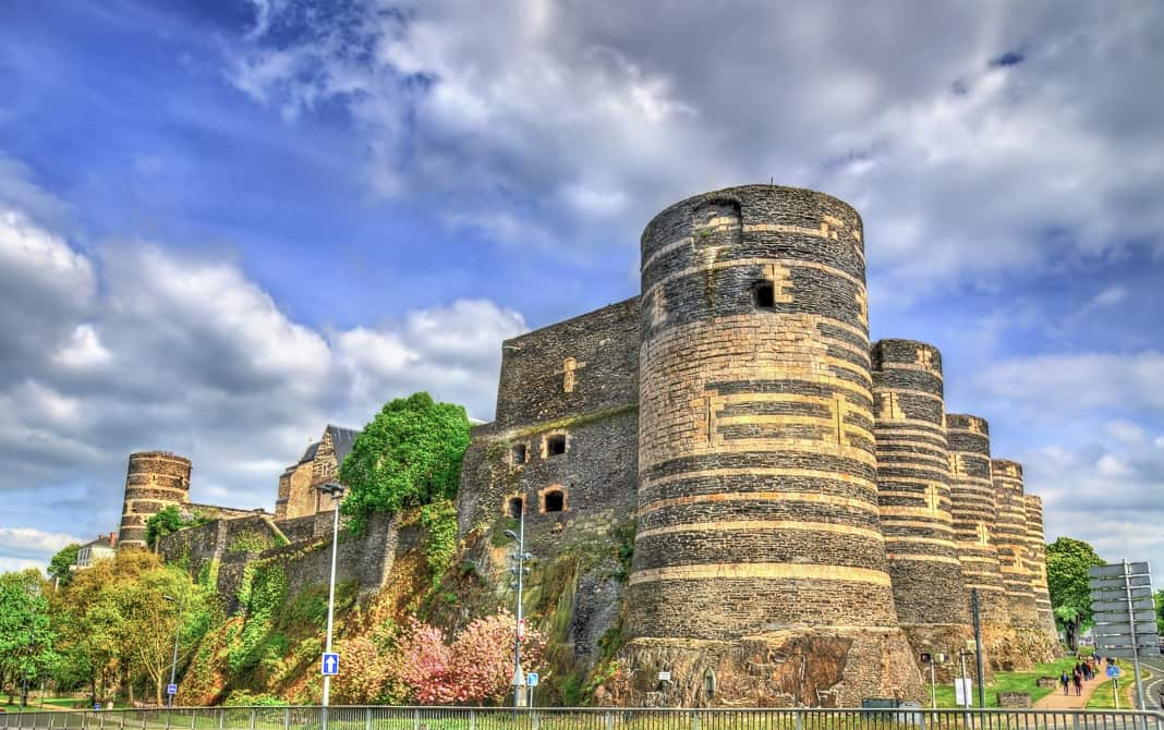 kasteel Angers