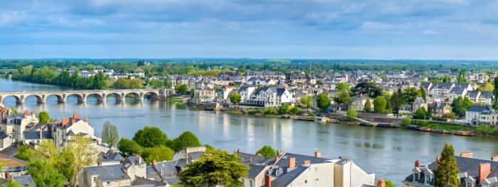 Kastelen Loire