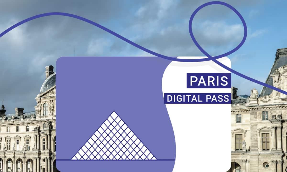Digitale citypas Parijs